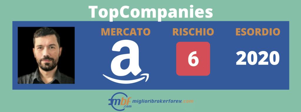 TopCompanies - la scheda di MiglioriBrokerForex.com