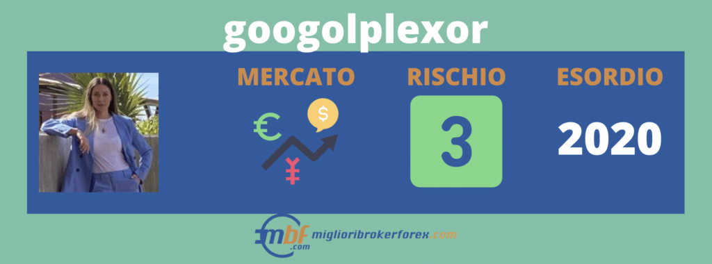 Scheda di googolplexor - di MiglioriBrokerForex.com
