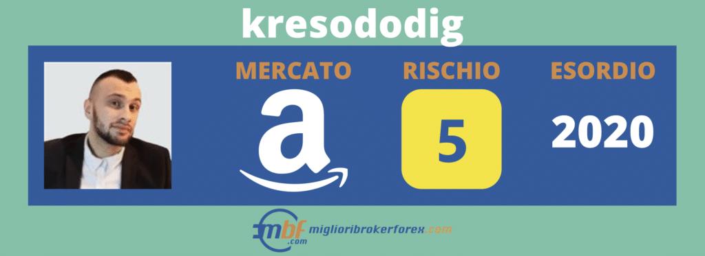 Kresododig - scheda di MiglioriBrokerForex.com